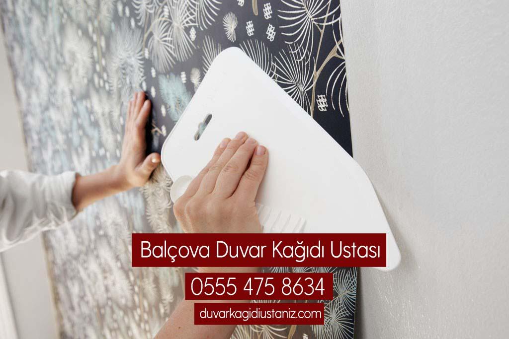 Balçova Bahçelerarası Mahallesi Duvar Kağıdı Ustası